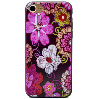 Flowers Soft TPU Silicon Case Cover For iPhone 7/8iPhone Cases/Covers<br>Flowers Soft TPU Silicon Case Cover For iPhone 7/8<br><br>Compatible for Apple: iPhone 7, iPhone 8<br>Features: Anti-knock<br>Material: TPU<br>Package Contents: 1 x Phone Case<br>Package size (L x W x H): 15.00 x 7.00 x 1.00 cm / 5.91 x 2.76 x 0.39 inches<br>Package weight: 0.0150 kg<br>Style: Pattern