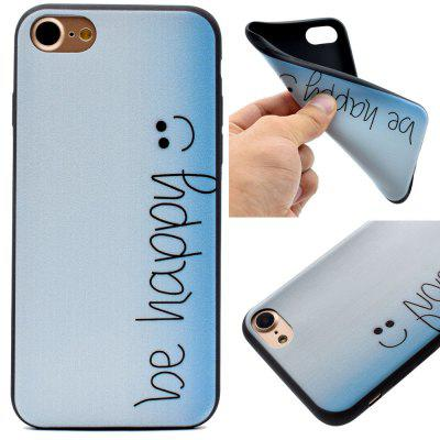 Custodia in silicone TPU Happy Soft per iPhone 7/8