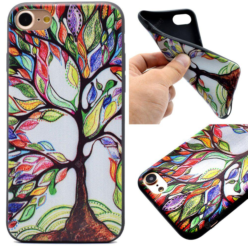 Energy Tree Soft TPU Silicon Case Cover For iPhone 7/8
