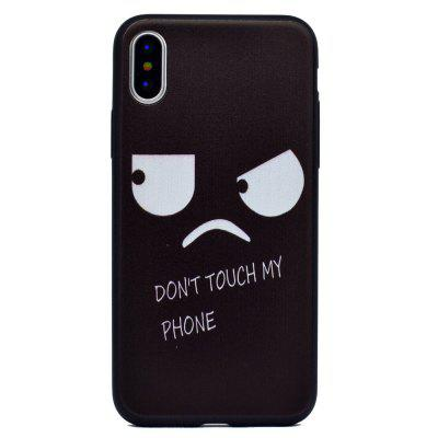Angry Face Soft TPU Silicon Case Cover For iPhone XiPhone Cases/Covers<br>Angry Face Soft TPU Silicon Case Cover For iPhone X<br><br>Compatible for Apple: iPhone X<br>Features: Anti-knock<br>Material: TPU<br>Package Contents: 1 x Phone Case<br>Package size (L x W x H): 16.00 x 8.00 x 1.00 cm / 6.3 x 3.15 x 0.39 inches<br>Package weight: 0.0160 kg<br>Style: Pattern