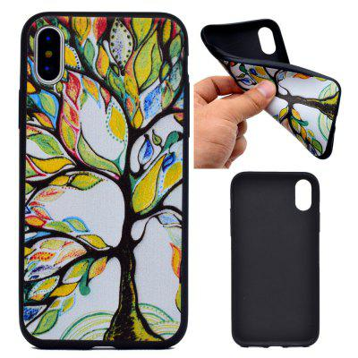 Energy Tree Soft TPU Silicon Case Cover For iPhone X