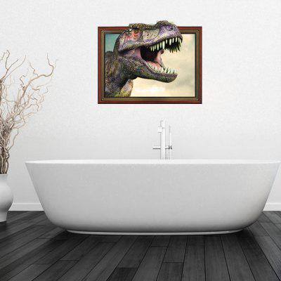 Personalized Creative 3D Overlord Dinosaur Home Wall Stickers