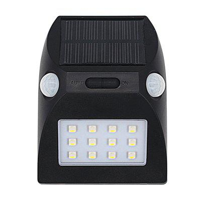 Solar motion sensor light outdoor ip65 waterproof led sensing range solar motion sensor light outdoor ip65 waterproof led sensing range security night light with auto white mozeypictures Choice Image