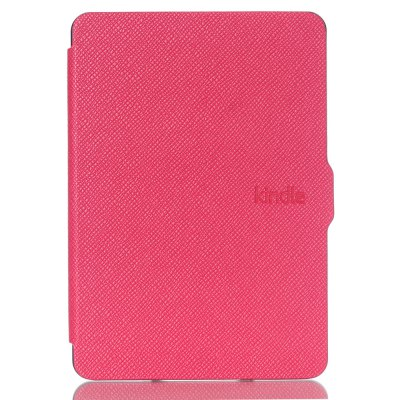 Leather Smart Shell Case for Kindle Paperwhite