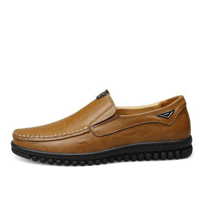 MenS Leather Fashion Simple Urban Business Comfortable Doug ShoesMenS Leather Fashion Simple Urban Business Comfortable Doug Shoes<br><br>Available Size: 36-47<br>Closure Type: Slip-On<br>Embellishment: None<br>Gender: For Men<br>Occasion: Dress<br>Outsole Material: Rubber<br>Package Contents: 1x Shoes (pair)<br>Pattern Type: Solid<br>Season: Spring/Fall<br>Toe Shape: Round Toe<br>Toe Style: Closed Toe<br>Upper Material: Full Grain Leather<br>Weight: 1.2000kg