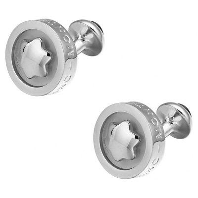 Men's Snowflake French Cufflinks Accessory
