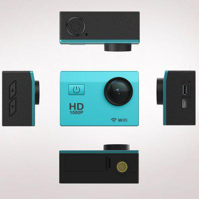 4K Waterproof Sport DV WiFi 6Glass 170 Degrees Len Mini CamAction Cameras<br>4K Waterproof Sport DV WiFi 6Glass 170 Degrees Len Mini Cam<br><br>Battery Capacity (mAh?: 1150mAH<br>Charging Time: 1 hour<br>Digital zoom: 4X<br>External memory storage(Maximum, not included): TF card up to 32GB<br>FOV: 120 degrees<br>Function mode: Sport video, Video<br>HD video: 1280 x 720<br>Internal memory storage: No<br>ISO: 100,1600,200,400,800,Auto<br>Language: Deutsch,Dutch,English,French,German,Indonesian,Italian,Polski,Portuguese,Russian,Simplified Chinese,Spanish,Traditional Chinese,Turkish<br>Microphone: Built-in<br>Other Functions: DIS intelligent anti-shake<br>Package Contents: 1 x Waterproof Housing, 1 x Handle Bar or Pole Mount, 4 x Mount, 1 x USB Cable, 1 x Helmet Mount, 1 x Bandages,  1 x Battery, 1 x Tethers, 1 x Adhesives, 1 x Lens Cloth<br>Package size (L x W x H): 16.00 x 14.00 x 6.00 cm / 6.3 x 5.51 x 2.36 inches<br>Package weight: 0.6000 kg<br>Product size (L x W x H): 5.90 x 4.10 x 2.10 cm / 2.32 x 1.61 x 0.83 inches<br>Product weight: 0.0950 kg<br>Screen size: 2.7inch<br>Screen size (inch): 2<br>Screen type: TFT<br>Standby time: 72 hours<br>Storage medium: Hard disk DV<br>Touch screen: No<br>Video Frame Rate: 120fps,15fps,240fps,30FPS,60FPS<br>Video Resolution: 1080 x 720,1280 x 960 (VGA),1920 x 1080,720 x 480,Other<br>Working Time: 1.5 hours