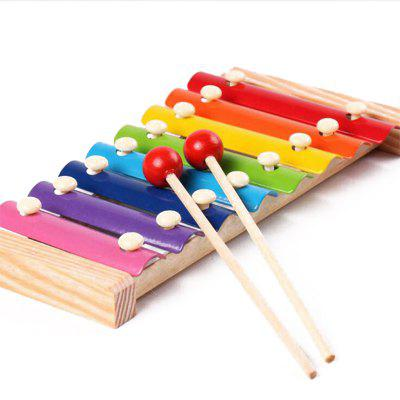 Hand Knock Xylophone Educational Toys for Kids