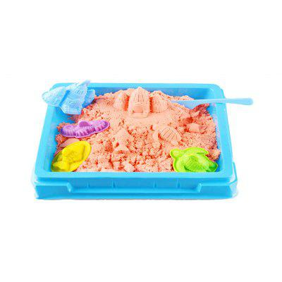 Colorful DIY Beach Sand Modeling Toy