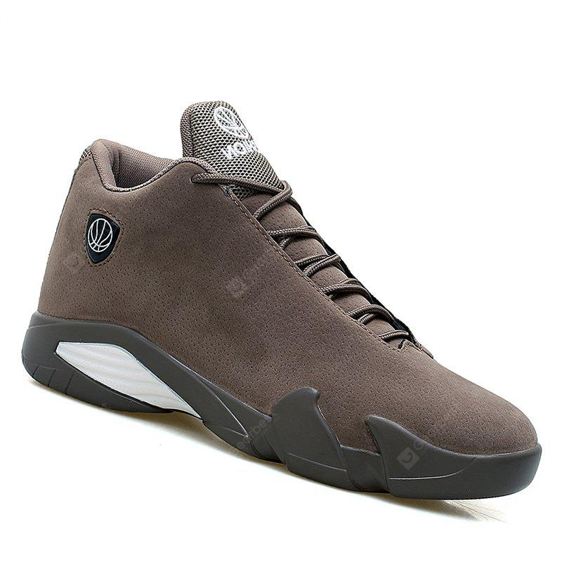 Men Basketball Casual Sneakers Breathable Classics Style Sport Shoes