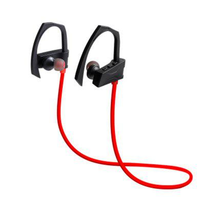 XY-BH-08 Sports Bluetooth 4.1 Pode ouvir música Stereo Ear Hanging Headphones