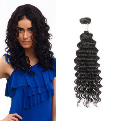 Rebecca Brazilian Remy Human Hair Deep wave Weft R5 1pc Per Lot 95g RC0921