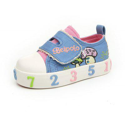 New Children's Shoes Baby Magic Stickers Cartoons