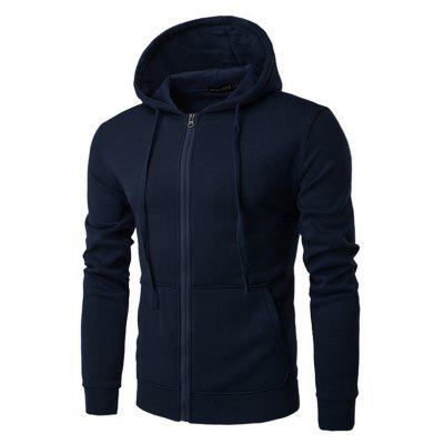 Buy BLACK 2XL Men's Hooded Sweatshirts for $26.48 in GearBest store