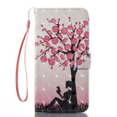 3D Painted Leather Case for iPhone 8 Plus