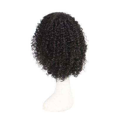 Long Afro Kinky Curly Synthetic Hair Wigs For Women Long Black Color Hair Wig Full Hairstyle 80cm long black synthetic heat resistent hair wave curly wig for women with bangs free shipping