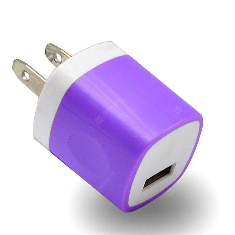 USB 1A Universal Home Travel Wall Charger Adapter