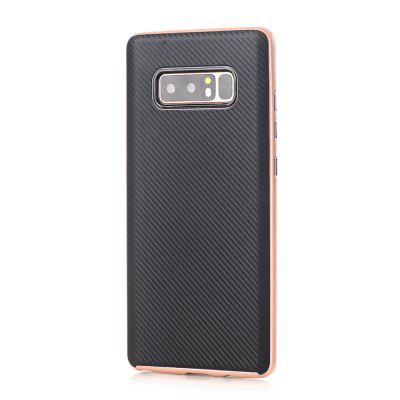 TPU + PC Carbon Fiber Case for Samsung Note 8