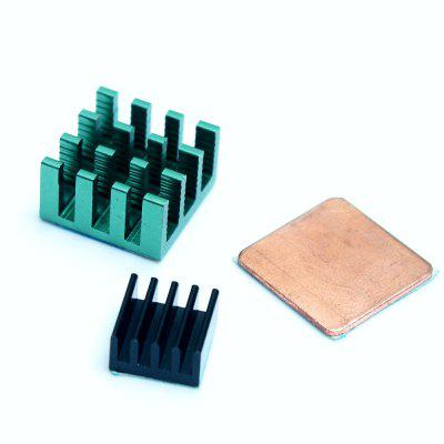3PCS Aluminum Heat Sink for Raspberry Pi