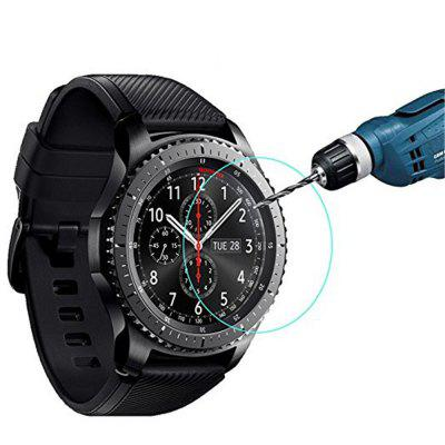 9H Hardness Waterproof Tempered Glass Screen Protector for Gear S3 Frontier / Classic