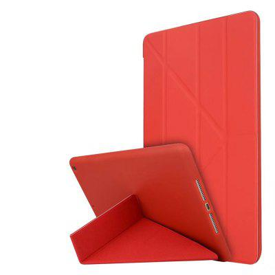 Buy Case Cover for PU Leather Magentic Smart Cover Soft TPU Back for iPad 9.7 inch 2017 A1822 A1823, RED, Mobile Phones, Apple Accessories, iPad Accessories, iPad Cases/Covers for $7.70 in GearBest store