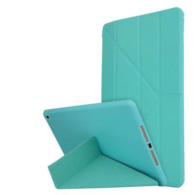 Case Cover for PU Leather Magentic Smart Cover Soft TPU Back for iPad 9.7 inch 2017 A1822 A1823