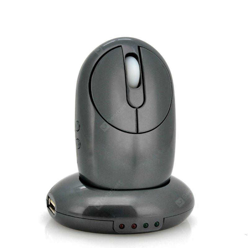 2.4G Rechargeable Wireless Optical Mouse for Desktop Laptop