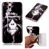 Monkey Ultra Thin Slim Soft TPU capa de silicone para iPhone 7 Plus / 8 Plus - COLORIDO