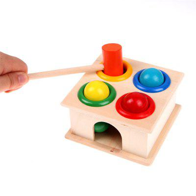 Wooden Ball ToysOther Educational Toys<br>Wooden Ball Toys<br><br>Age: 3 Years+<br>Applicable gender: Unisex<br>Design Style: Old Master<br>Features: Educational<br>Gender: Unisex<br>Material: Wood<br>Package Contents: 1 x Wooden Toy<br>Package size (L x W x H): 12.00 x 12.00 x 9.00 cm / 4.72 x 4.72 x 3.54 inches<br>Package weight: 0.2100 kg<br>Product size (L x W x H): 11.00 x 11.00 x 8.00 cm / 4.33 x 4.33 x 3.15 inches<br>Product weight: 0.1530 kg<br>Small Parts: No<br>Type: Intelligence toys<br>Washing: No