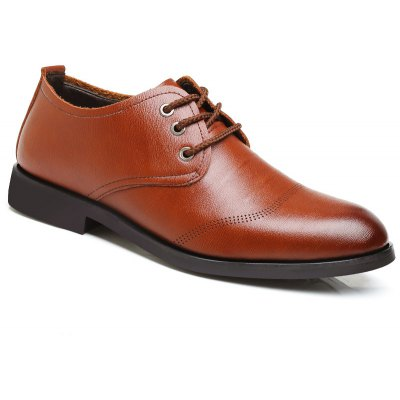 Business Casual Men's Leather Shoes