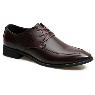 Breathable Leather Shoes of England