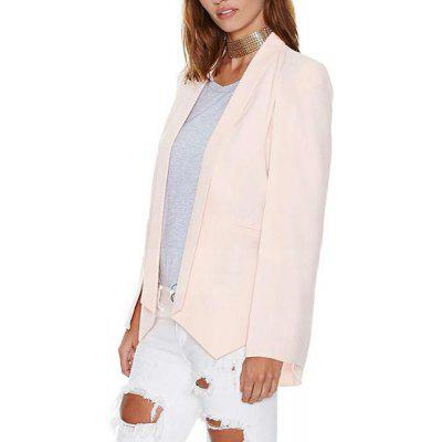 Women's Casual Daily Cloak Capes Blazers
