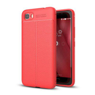 Shockproof Back Cover Solid Color Soft TPU Case for Asus ZenFone 3s Max ZC521TL