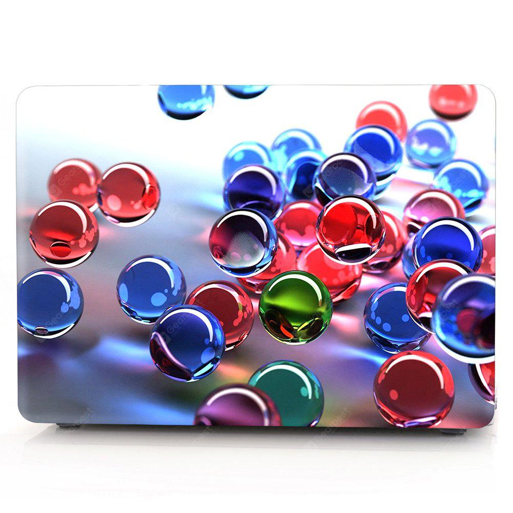 Computador Shell Laptop Case Keyboard Film para MacBook Air 11.6 inch 3D Glass Ball