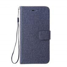 Cotton Pattern Leather Case for Xiaomi Redmi 4A