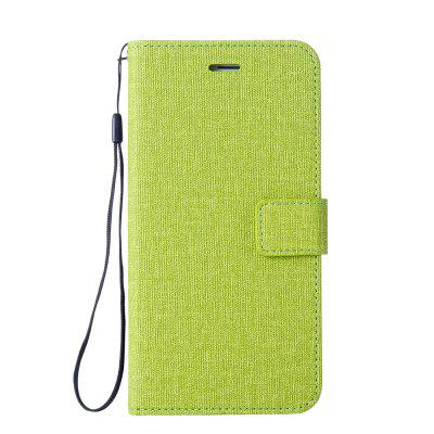 Cotton Pattern Leather Case for Xiaomi Redmi 4