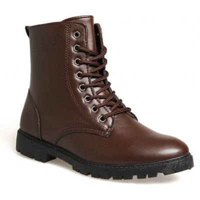 The Urban Leisure Trend Martin Boots