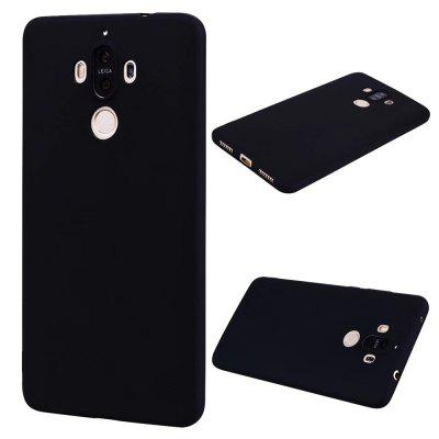 Ultra-thin Back Cover Solid Color Soft TPU Case for Huawei Mate 9