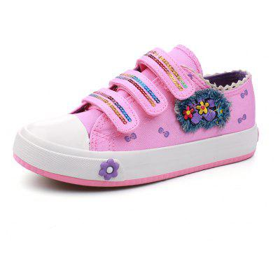 New Girl Canvas Magic Shoes Casual Cowboy Shoes