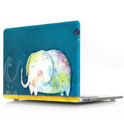 Computer Shell Laptop Case Keyboard Film for MacBook Air 13.3 inch 3D Coloring ElephantMac Cases/Covers<br>Computer Shell Laptop Case Keyboard Film for MacBook Air 13.3 inch 3D Coloring Elephant<br><br>Compatible with: MacBook Air 13.3 inch<br>Package Contents: 1 x Computer Case<br>Package size (L x W x H): 35.00 x 25.00 x 4.00 cm / 13.78 x 9.84 x 1.57 inches<br>Package weight: 0.3500 kg<br>Product size (L x W x H): 34.00 x 24.00 x 4.00 cm / 13.39 x 9.45 x 1.57 inches<br>Product weight: 0.3400 kg