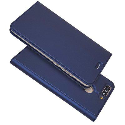 Ultra thin Flip Magnetic PU Leather Phone Cover for Huawei honor V9