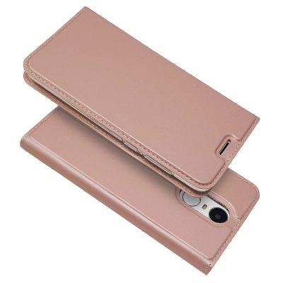 Ultra thin Flip Magnetic PU Leather Phone Cover for Huawei Enjoy 6