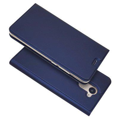 Ultra thin Flip Magnetic PU Leather Phone Cover for Huawei Enjoy 7Plus