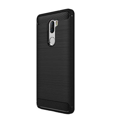 Tpu Brushed Finish Soft Phone Case for Xiaomi Mi 5S Plus