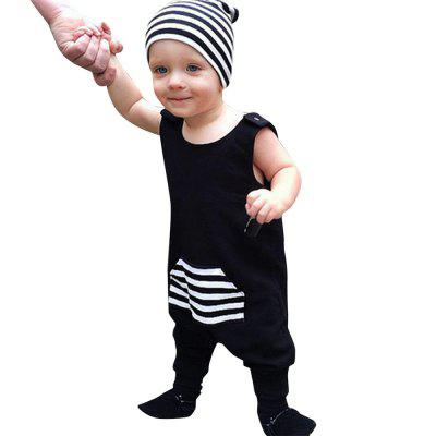 Toddler Baby Boys Girls Kids Outfits Bodysuit Romper Jumpsuit Cloth