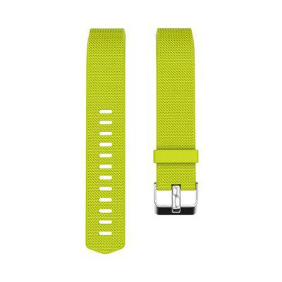 Soft Silicone Adjustable Replacement Sport Strap Band for Fitbit Charge 2