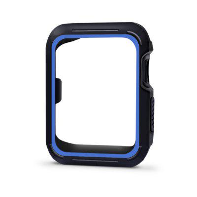 42mm Rugged Shock Proof iwatch Bumper Cover Scratch Resistant Screen Protector Case for iwatch Series 3 / 2 / 1