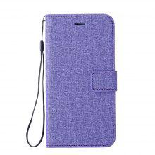 Cotton Pattern Leather Case for Xiaomi Redmi 3X