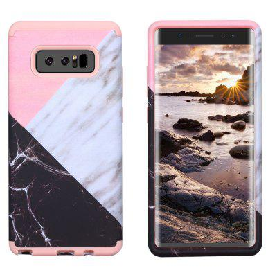 PC and Silicone Anti Shock Impact Tough Armor Case for Samsung Galaxy Note 8