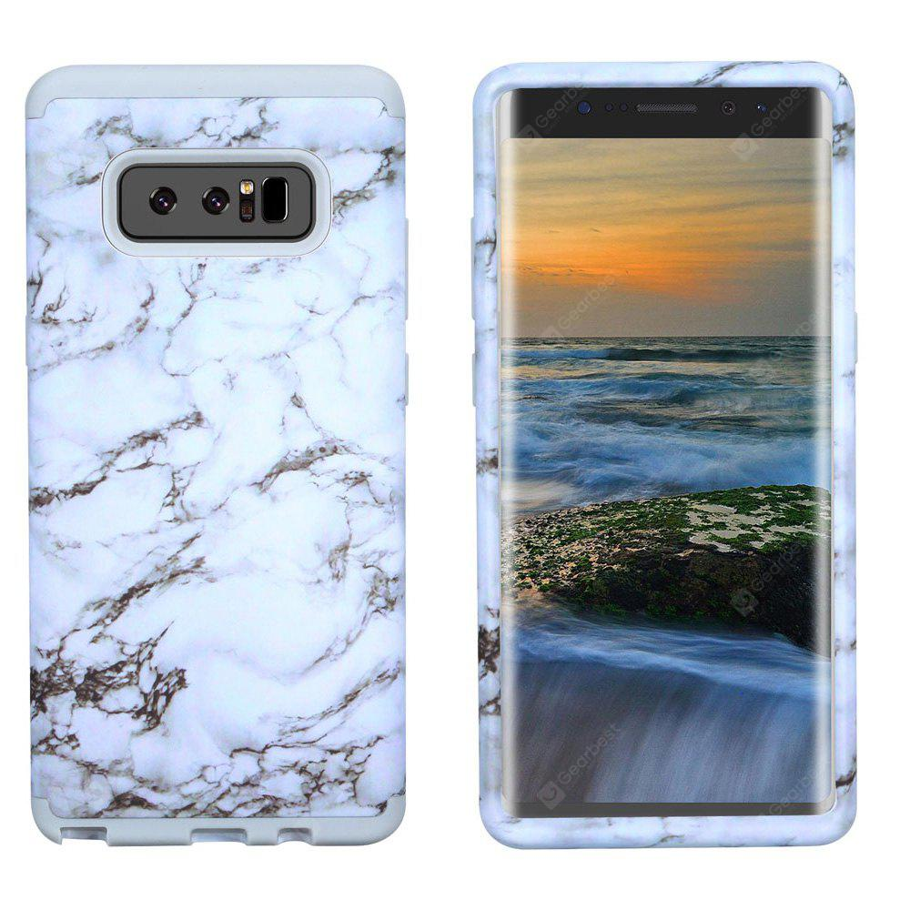 Marble Pc And Silicone Anti Shock Impact Tough Armor Case For Circuit Board Samsung Note 2 N7100 Best Durable Cell Phones Galaxy 8 462 Free Shipping